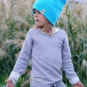 czapki czapka na jesień błękit do wynajęcia