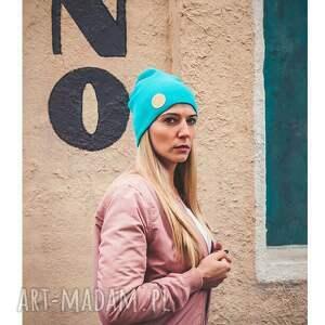 czapki: Błękit do Wynajęcia Mózg - zima jesień
