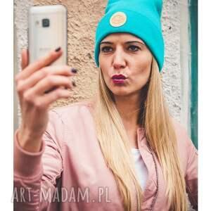 czapki: Błękit do Wynajęcia Sport - jesień
