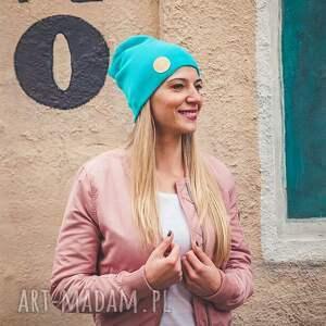 Brain Inside czapki: Błękit do Wynajęcia Mózg - zima