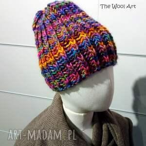 ręcznie robione czapki czapka ciepła beanie