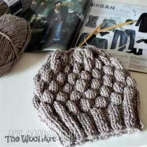 czapki nakryciegłowy ciepła czapka