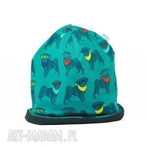 oryginalne czapki ciepła czapka buldogi