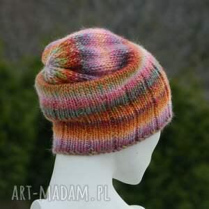 melanżowa czapki kolorowe czapa * fresh fruit melanżowy
