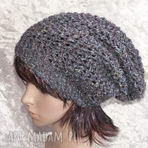 prezent czapki czapka - ażurowa fantazja