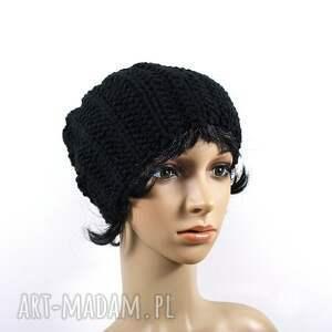 czapki czapka czarna