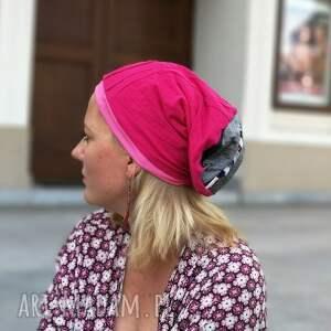 niesztampowe czapki czapka damska dobra na codzienne