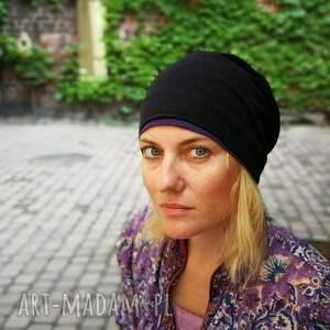 czapki czapka damska przejściówka bawełna