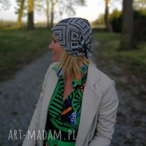 atrakcyjne czapki czapka damska dzianina wiosenna