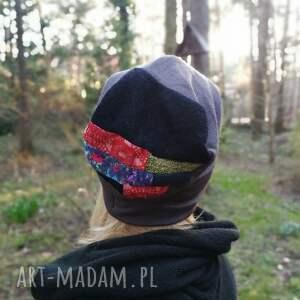 frapujące czapka damska wiosenna uniwersalna