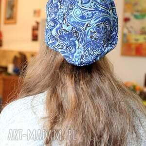 czapki damska czapka wiosenna orientalna
