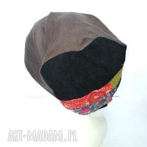 etno czapki czapka damska wiosenna uniwersalna
