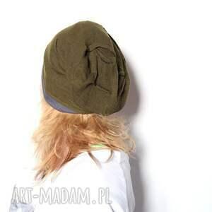 niesztampowe czapki czapka damska wrócił na tarczy