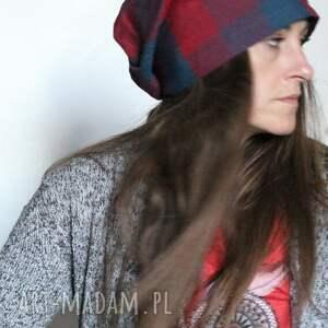 czapki damska czapka materiałowa