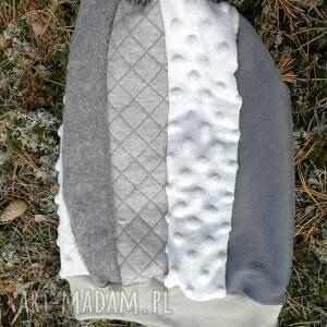 oryginalne czapki czapka damska szyta patchworkowo