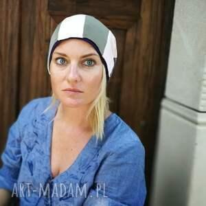 czapki czapka damska patchworkowa boho