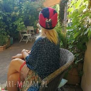 etno czapki czapka damska dziewczęca