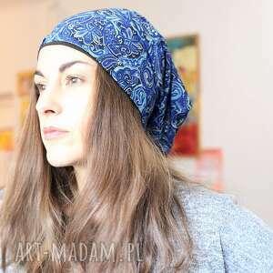 handmade czapki orient czapka damska wiosenna orientalna