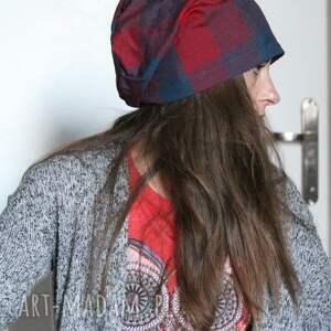 damska czapki czapka materiałowa