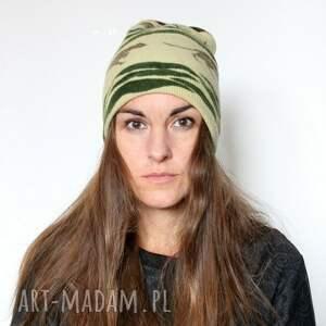 czapki wełna czapka damska wełniana