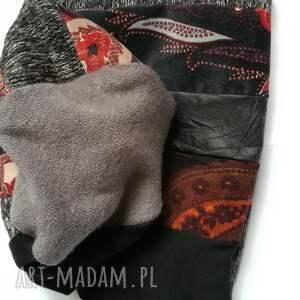 czapki czapka damska patchworkowa styl boho box