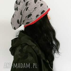 niekonwencjonalne czapki czapka dresowa smerfetka