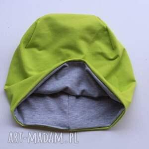dwukolorowa czapki czapka dwustronna 2 w 1 dziecięca