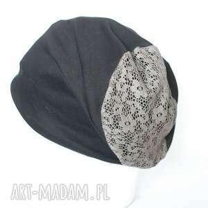 czapki czapka dzianinowa damska