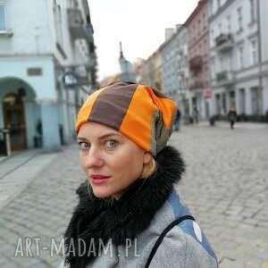 ręcznie zrobione czapki czapka dzianinowa damska męska