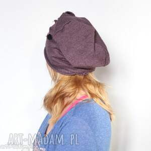 czapki czapka dzianinowa w dziury unisex