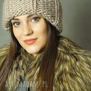 wełna czapki czapka #23