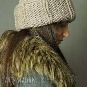 wyraziste czapki wełna czapka #23
