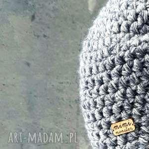 hand made czapki ciepła czapka no. 053 beanie