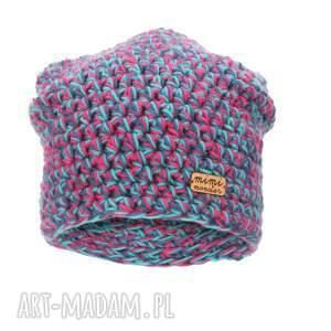 czapki czapka-krasnal czapka hand made. 051 / beanie