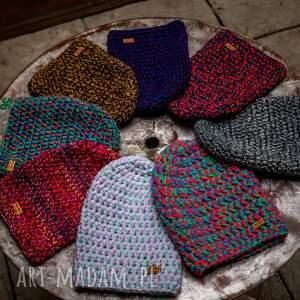 upominek święta prezent świąteczny czapka hand made no. 045 / beanie