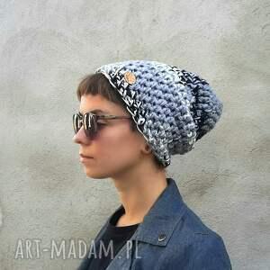 Mimi Monster czapki: szydełkowa czpka