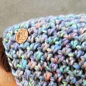 kolorowe czapki czapka hand made no. 056 / beanie