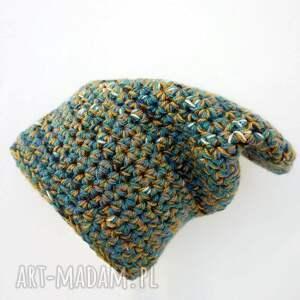pomysł na świąteczny prezent czapka hand made no. 021 / beanie