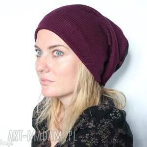 czapki czapka handmade miła długa