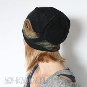 czapki czapka handmade wełniana
