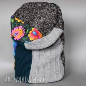 prezent czapki czapka handmade