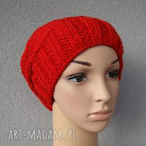 czerwone czapki czapa czapka - kolory do wyboru