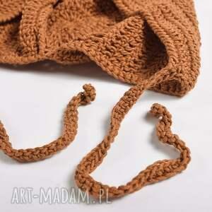 czapka czapki pomarańczowe lis bawełniana dziecięca