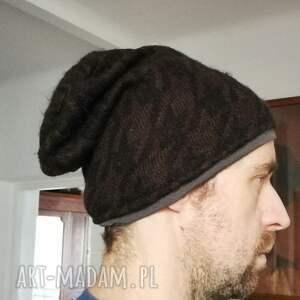 czapki unisex czapka męska damska wełniana