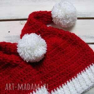 prezent czapka św. mikołaja dla ciebie