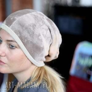 czapki czapka na podszewce ręcznie