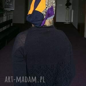 etno czapki czapka patchworkowa damska długa