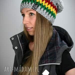 LaCzapaKabra czapki: Czapka Rasta 01 - reggae