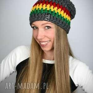 czapki: Czapka Rasta 02 - jamajka