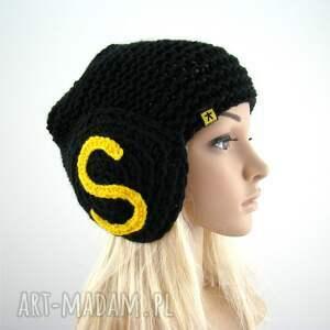 niesztampowe czapki czapka s jak sukces :)